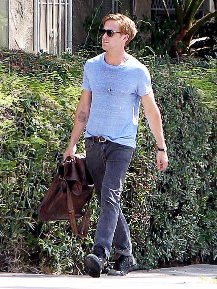 LEATHER BOUND photo | Ryan Gosling
