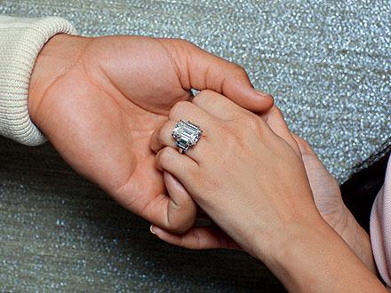 So True So False Did Kim Kardashian S Engagement Ring Really Cost 2 Million E Online