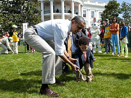 Bo Obama Goes to the White House Easter Egg Roll| Bo Obama, Stars and Pets, Dogs, Easter, Barack Obama, Michelle Obama
