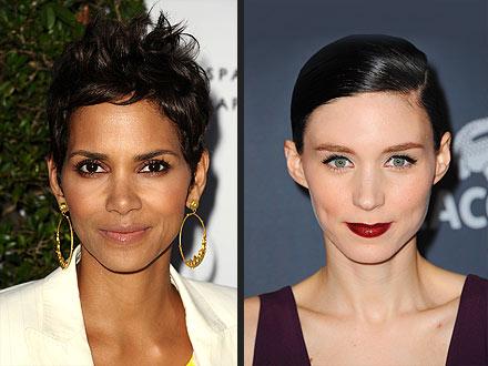 Oscars 2012 Makeup