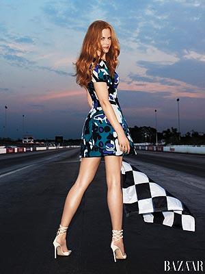 Nicole Kidman Harper's Bazaar