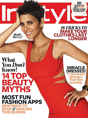 Halle Berry InStyle