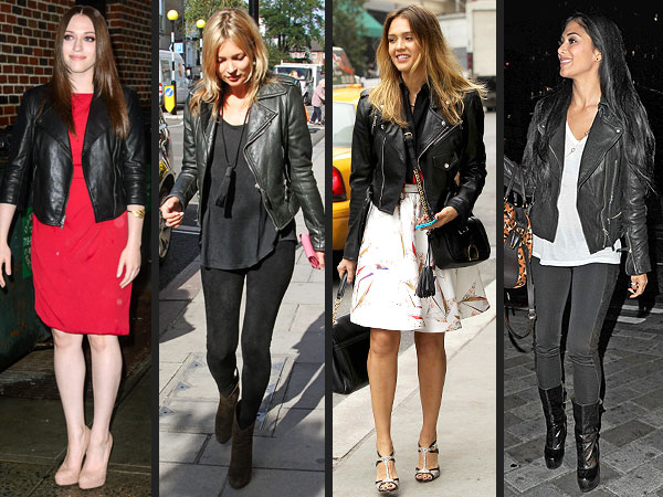 Leather Moto Jackets