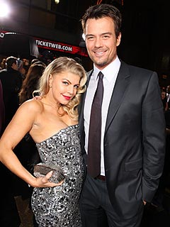 Josh Duhamel Fergie Pregnant First Child