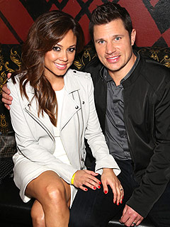 Nick Lachey Vanessa Lachey Pregnant Expecting Second Child Daughter