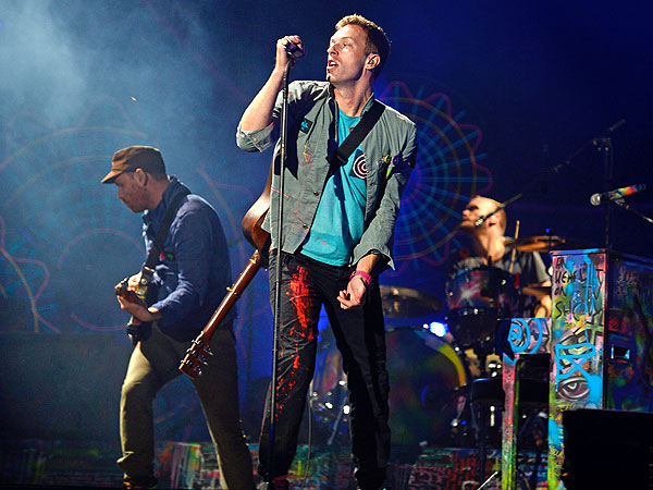 Chris Martin: Coldplay's Next Album Will Be Our Last