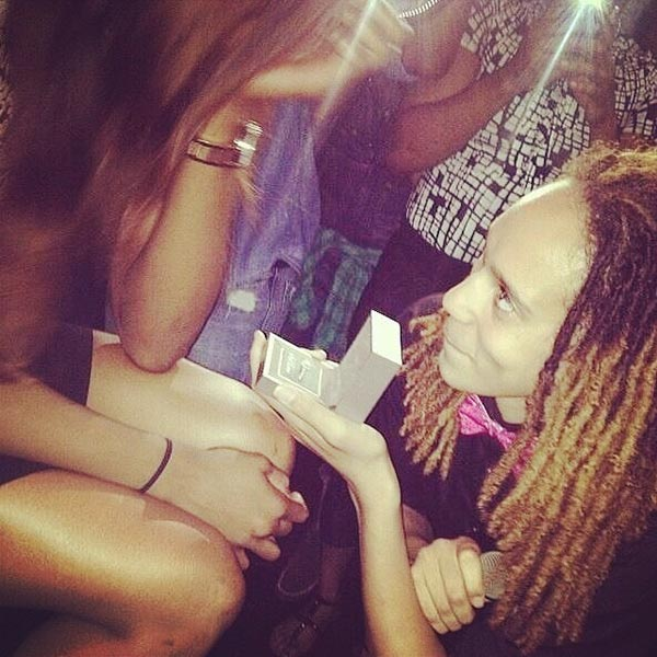 Brittney Griner Is Engaged to Fellow WNBA Star Glory Johnson