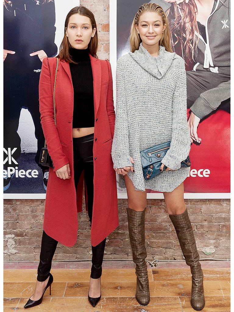 Gigi & Bella Hadid: Fashion's Newest 'It' Girls : People.com