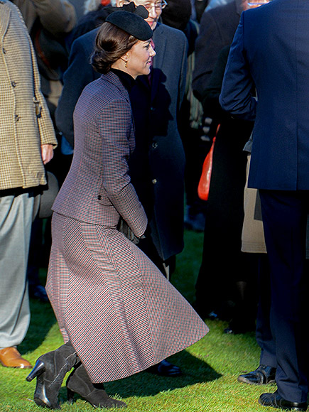 Princess Kate Brings the Whole Family to Sandringham for Her Birthday Weekend – and Shows Off Her Curtsey to the Queen| The British Royals, The Royals, Kate Middleton, Pippa Middleton, Prince William, Queen Elizabeth II