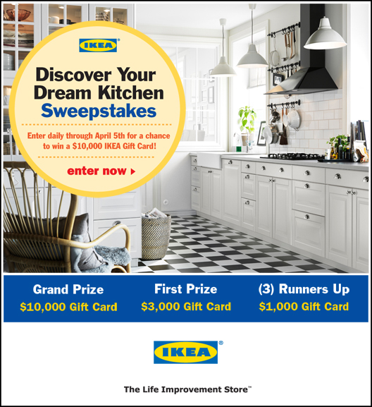 ikea sweepstakes ikea win a 10 000 gift card coupons and deals 7185