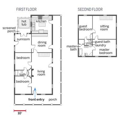 renovation home floor plans free - find house plans