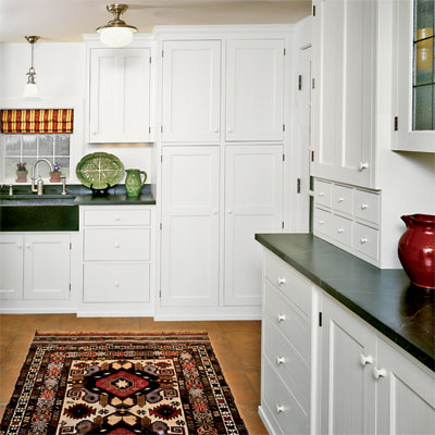 colonial style kitchen cabinets modern colonial kitchen design ideassouthern living 5533
