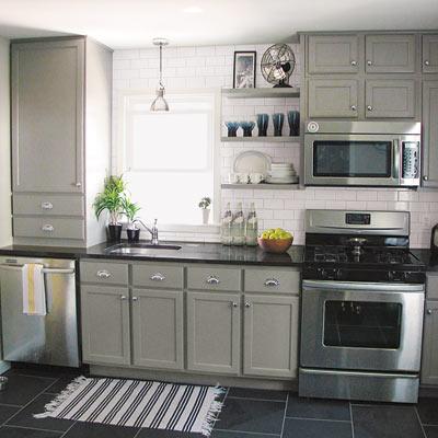 Remodeling A Small Kitchen On A Budget | Sevenstonesinc.com