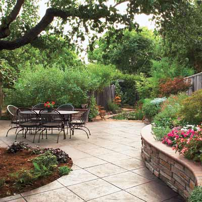 This Old House — Patio Tip of the Day! on Patio Surfaces Ideas id=11816
