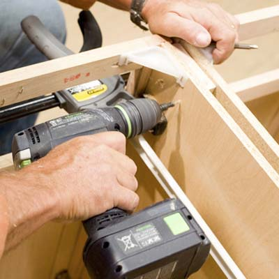 How To Attach Kitchen Cabinets Together Www Cintronbeveragegroup Com